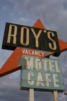 Roy's Motel Cafe
