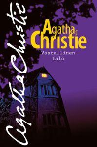 Vaarallinen talo Agatha Christie Pokkarina, mikä tahansa painos käy, uutena tai käytettynä.