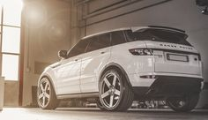 #RangeRover Evoque with Fondmetal STC-02 #wheels  #cars #suv #luxury #rims #inspiration #wealth  More Featured Fitment >> http://www.motoringexposure.com/featured-fitment/