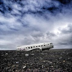 Sólheimasandur Abandoned Plane