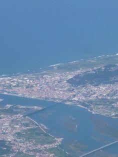 """Viana do Castelo, """"Lufthansa"""" Porto(Portugal)→Frankfurt (Luglio)"""