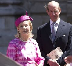 The Duchess of Kent, June 4, 2013 | The Royal Hats Blog