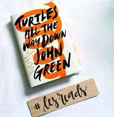 turtles all the way down // John Green | A Day in the Life of Les....
