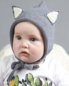Oh my Mr Wolf what cute little cheeks you have  #aw16 #march6th #acornkids #cashmere #handmade #handknitted #fairtrade