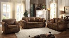Acadia Configurable Living Room Set