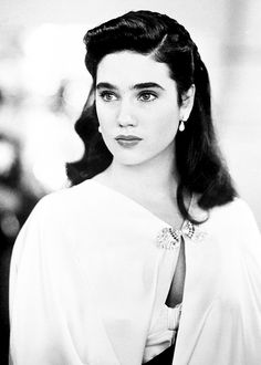 """mabellonghetti: """"""""Jennifer Connelly in """"The Rocketeer"""", 1991 """" """""""