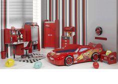 Stoere Cars Piston Cup jongenskamer