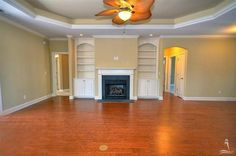 Love these built in bookshelves and ceiling!   St. James Plantation, 2694 Morningdale Dr L22, Southport NC 679376 Single Family $473,000