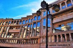 Edificio Catedral por qué? | Cathedral building why?  #AnIGersarioCLM #photography