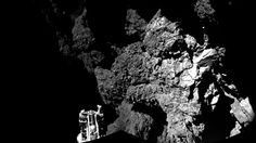 Data from the ESA's Rosetta comet mission suggests that Earth's water may have originated elsewhere — perhaps with asteroids