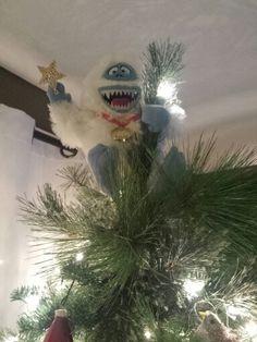 Bumble Tree Topper Christmas Time Pinterest Tree