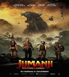 %fREE-Watch@! [H.D] Jumanji: Welcome to the Jungle (2017) F~ull Online MoviE [4k!] Download & $treaM Free!