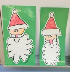 Santa directed drawing - first grade Christmas activity Ho! Santa directed drawing - first grade Christmas activity Preschool Christmas, Noel Christmas, Christmas Activities, Christmas Crafts For Kids, Christmas Themes, Holiday Crafts, Winter Activities, 2nd Grade Christmas Crafts, How To Draw Santa