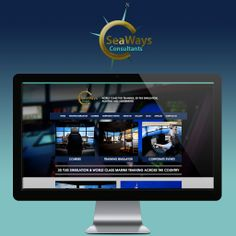 Design and technical build of a new website for Seaways Training. www.seawayseurope.com