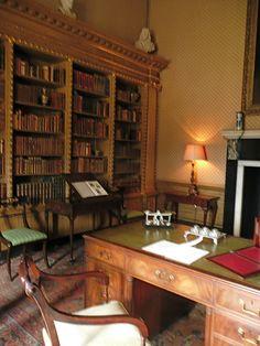 Jane Austen Film and TV Locations: Sudbury Hall, Derbyshire. Pemberley Interiors for the BBC's Pride and Prejudice (1995) Part I