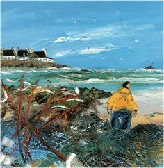 Christian Sanseau - Fanions et Casiers Sculpture, Creations, Christian, Mountains, Nature, Travel, Paintings, Crafts, Craft Art