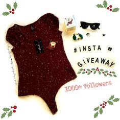 🙌 ✨1000+ #insta Followers Giveaway ✨🙌 Insta Followers, Giveaways, Onesies, Blog, Kids, Young Children, Boys, Blogging, Rompers