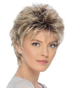 The ANGELA synthetic hair wig by Estetica Designs from Wilshire Wigs is a mid-length straight wig with a stylish gentle flip. Cool Braid Hairstyles, Braided Hairstyles Tutorials, African Hairstyles, Wig Hairstyles, Hair Tutorials, Painting Tutorials, 1940s Hairstyles, Female Hairstyles, Hairstyles Pictures