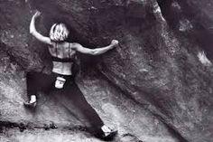I love climbing...