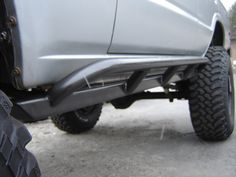 for bronco off road bumper | Blazen Off Road --- Rock Sliders -- HD Plate and Tube --Chevy, Ford ...