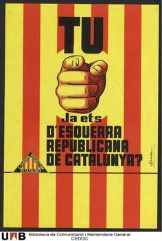 tu, ja ets d'Esquerra Republicana de Catalunya?
