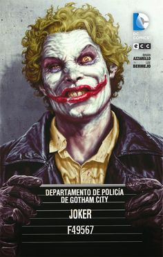 """Joker"" - Brian Azzarello & Lee Bermejo"