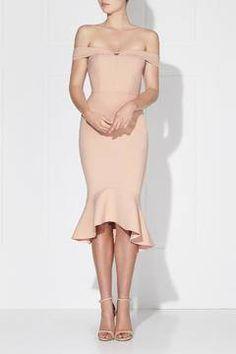 59ea7cdbe1d71 Shoptiques Products  Rosetta Midi Powder Dress Casual Dresses