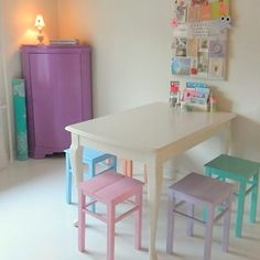 I like the furniture, although I would choose different colors...
