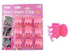 hair clips 9pc 3.5cm, Case of 144 >>> You can get more details by clicking on the image. (This is an Amazon affiliate link)