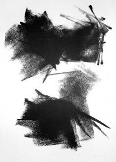 Lithographie - Hans Hartung - L-12