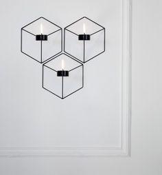 POV Candle Holder par Note Design Studio pour Menu