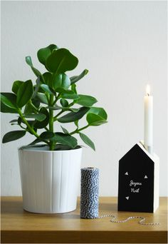 House Candle Holder, Candle Holders, Mansions Homes, Home Candles, Candle Making, Planter Pots, Christmas, Xmas, Slate