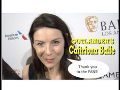 Caitriona @ the Golden Globes Here's a rundown of Cait's Golden Globes experience this year in videos, photos, and tweets.
