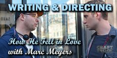 New Business of Film podcast: Writing & Directing with Marc Meyers! http://www.motionvfx.com/B4122  #filmmaking #film #podcast #director