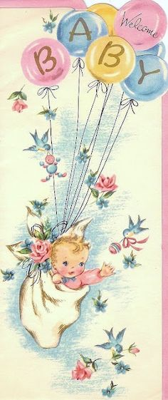 Welcome Baby   Bebês-Pintura em Tecido.   Pinterest   Baby Cards, Welcome Baby and New Baby Cards