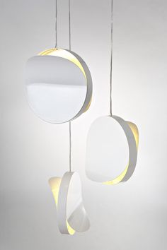 Beautiful lamp design by Gauthier Poulain
