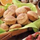 Rhubard Cinnamon Muffins
