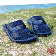 c55f8a5dda5f Navy Blue Jandals® - Pali Hawaii Sandals