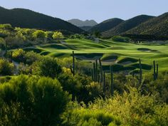JW Marriott Starr Pass Resort & Spa, Tucson: Arizona One of my favorite places to play golf...