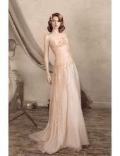 Modisches Bodenlanges Abendkleid aus Chiffon 1326L Grace