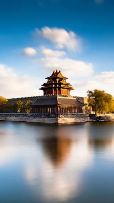 Happy APPS: Forbidden City Live Wallpaper