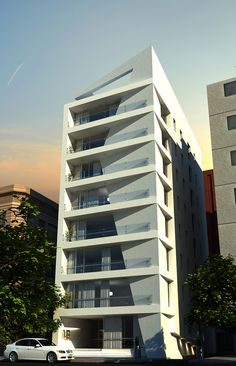 Corner19 by Nour El Deen Khaled, via Behance