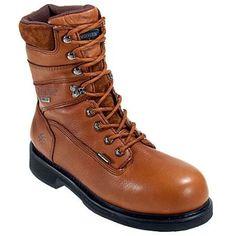 Wolverine Boots 2565 Mens DuraShocks Gore-Tex Work Boots