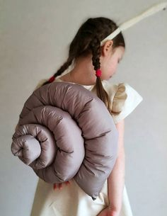 Snail girl costume/snail dress/ Kids snail Costume/snail dress up/ handmade costume