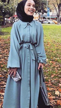 Hijab Spring Combination- Hijab Spring Combination Recommendations Hijab Spring Co … – Hijab Fashion Modern Hijab Fashion, Hijab Fashion Inspiration, Abaya Fashion, Muslim Fashion, Modest Fashion, Fashion Outfits, Boho Fashion, Winter Fashion, Modest Wear