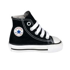 37948bd03c57 Shop for Toddler Converse All Star Hi Sneaker in Black at Journeys Kidz. Shop  today