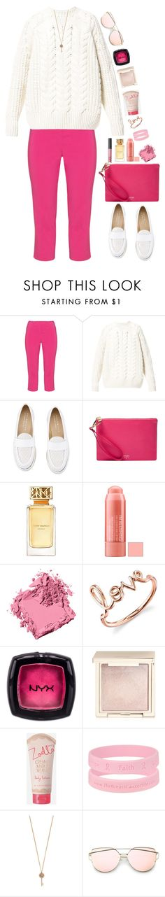 """Posh n Pink."" by krys-imvu ❤ liked on Polyvore featuring KJ Brand, Diesel, Palomitas by Paloma Barceló, FOSSIL, Tory Burch, Bobbi Brown Cosmetics, Sydney Evan, NYX, Jouer and Zoella Beauty"