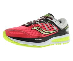sports shoes 6247f d4487 Saucony Women's Triumph ISO 2 Trail Running Shoes Coral Silver 8.5 F UK     Want to know more, click on the image.(It is Amazon affiliate link)   ...