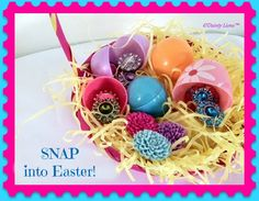 EASTER BASKET #Easter #Easter Basket #Easter egg fillers #Easter ideas #unique easter ideas #tweens #teens #accessories www.facebook.com/DaintyLions11  www.daintylions.com