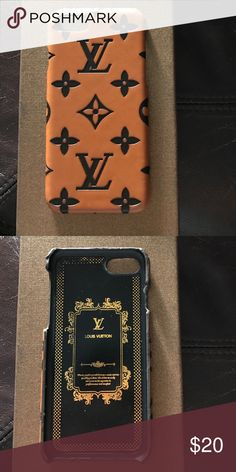 iPhone 7 phone case, new Designer like iPhone 7 case. New in box Accessories Phone Cases